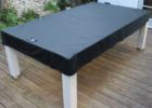 best black outdoor pool table cover