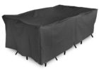 best black patio table covers rectangular heavy duty