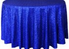 best blue fitted vinyl table covers