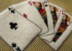 best bridge card table covers