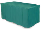 best green outdoor pool table cover