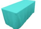 best trade show fitted table covers