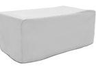 best white patio table covers rectangular vinyl