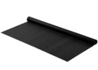 black banquet plastic table cover rolls