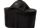 black big green egg table cover dimension