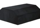 black picnic patio table covers rectangular