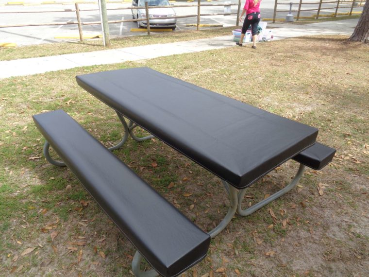 Swell Fitted Picnic Table Covers Set Table Covers Depot Interior Design Ideas Gentotthenellocom