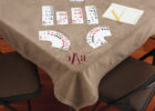 card bridge table covers pattern
