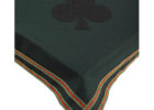 card table covers material