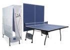 cheap grey ping pong table covers waterproof heavy duty