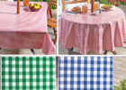 custom patio table cover with umbrella hole