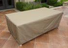 dark brown patio table covers rectangular outdoor