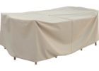 dining table patio table cover with umbrella hole
