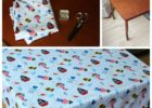 disposable fitted picnic table covers