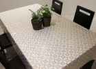 disposable rectangular elastic picnic table covers