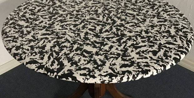 Vinyl Elastic Table Covers Ideas