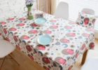 linen table covers for party tea ideas