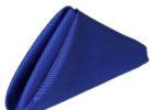 navy blue linen napkins bulk