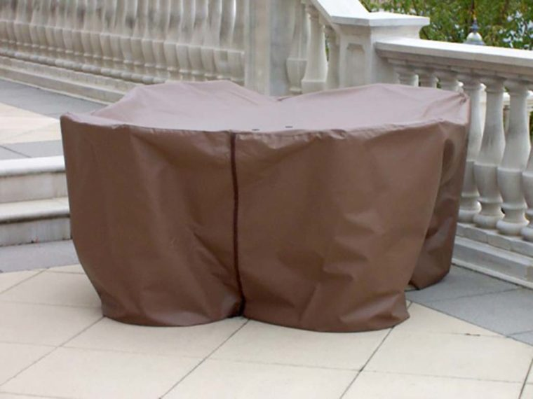 outside table covers round heavy duty