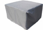 outside table covers square white
