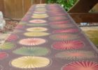 padded elastic picnic table covers and bench cover