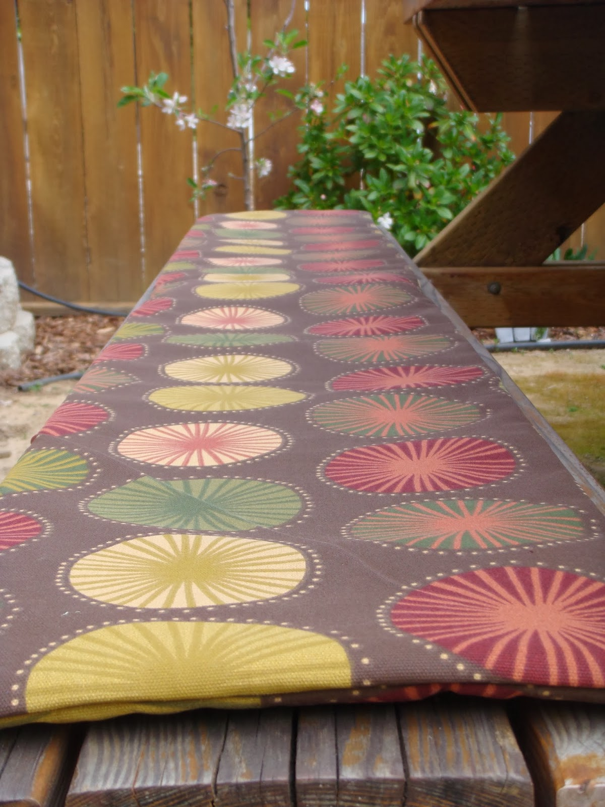 Padded Elastic Picnic Table Covers And Bench Cover Table Covers Depot