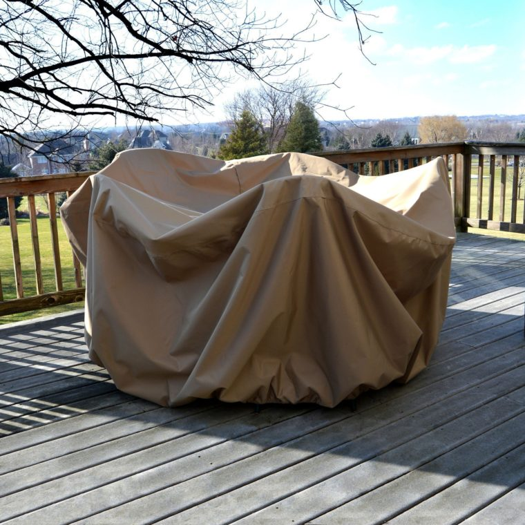 patio table cover with umbrella hole