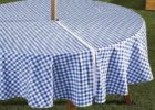 patio table cover with umbrella hole and zipper