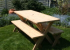 picnic table covers and pads bench oak wood