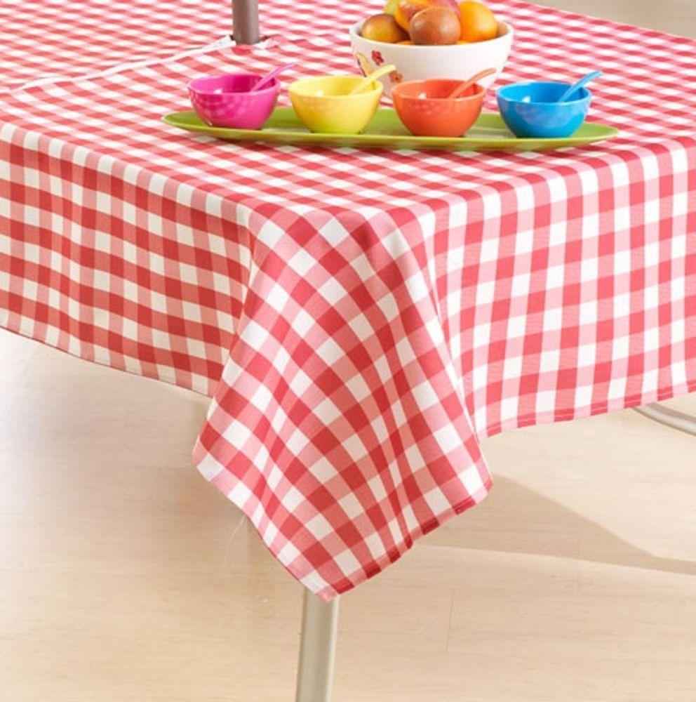 picnic zippered tablecloths umbrella