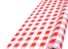 plastic table cover rolls 300 feet