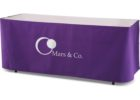 promotional tradeshow table covers