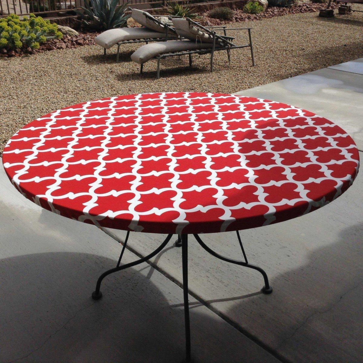 Elasticized Table Cover Rectangle