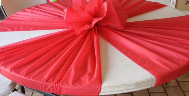 Table Covers for Party Ideas