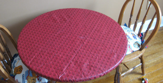 Fitted Plastic Table Covers Disposable