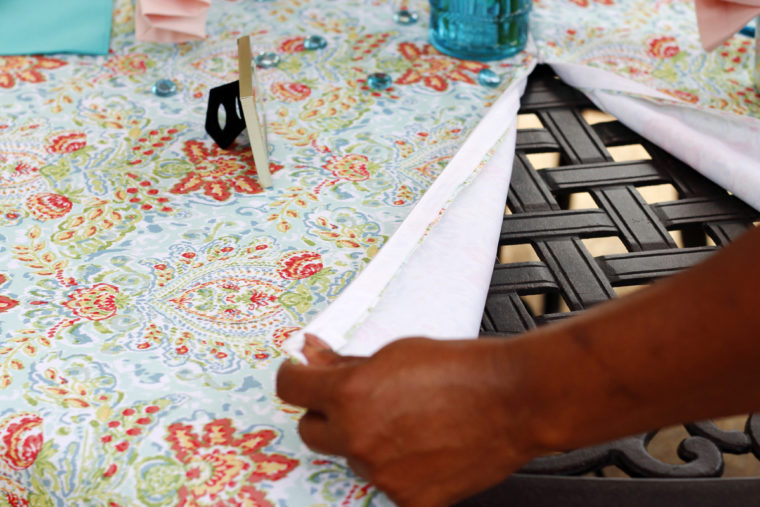 Zippered Tablecloths For Outdoors Table Covers Depot