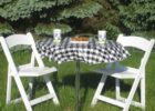 small round vinyl elastic table covers