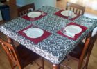 square fitted vinyl table covers ideas