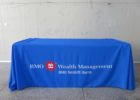 table cover with logo canada
