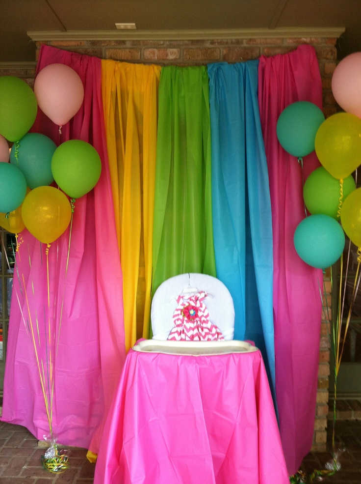 table covers for party supplies