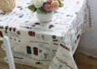 table covers for party tea ideas
