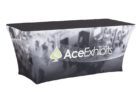 tradeshow table covers cheap