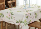 white cheap table covers for party