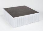 white square vinyl elastic table covers