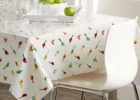 white vinyl elastic table covers rectangular
