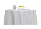 white vinyl fitted picnic table covers
