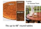 best round fitted vinyl table covers