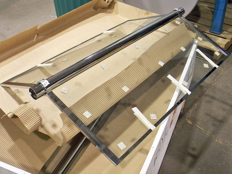 cheap steam table glass cover