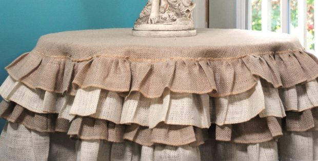 Cloth Like Table Covers for Table Decor