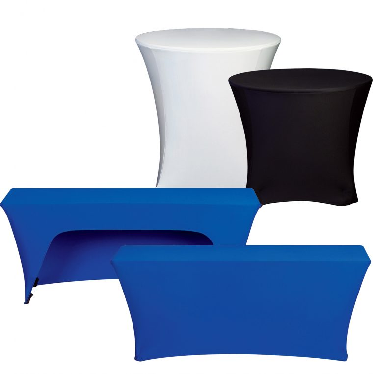 elasticized table covers banquet